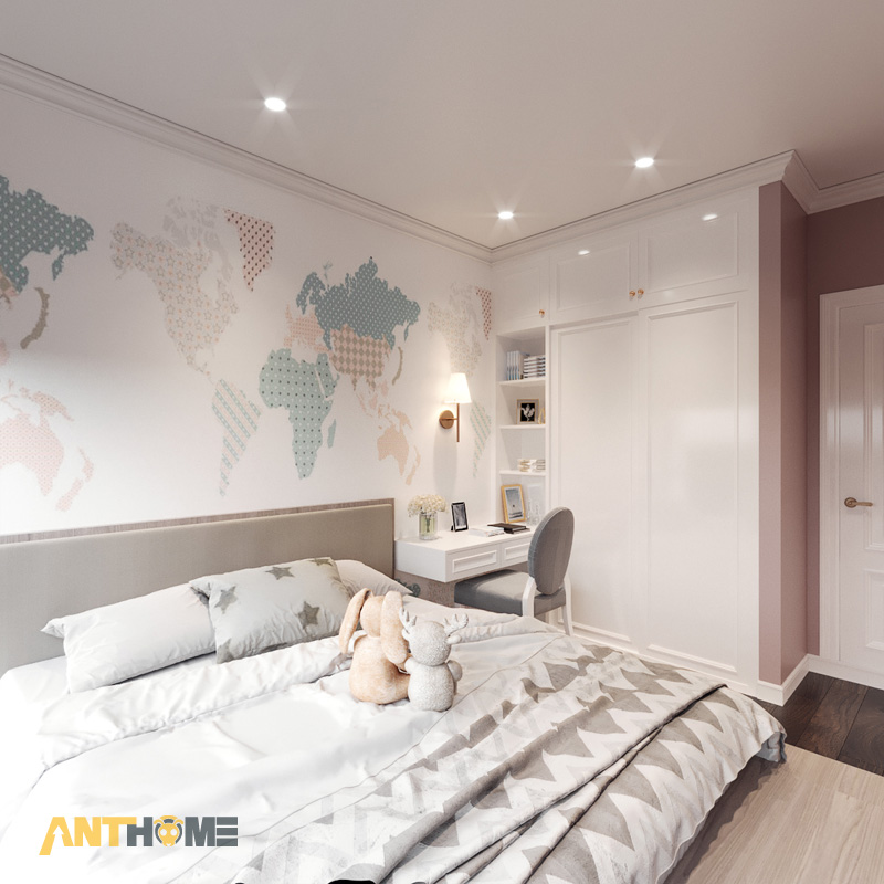 Thiết kế nội thất căn hộ Estella Heights 120m2 6