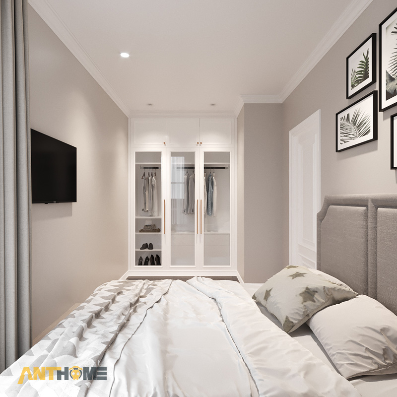 Thiết kế nội thất căn hộ Estella Heights 120m2 8