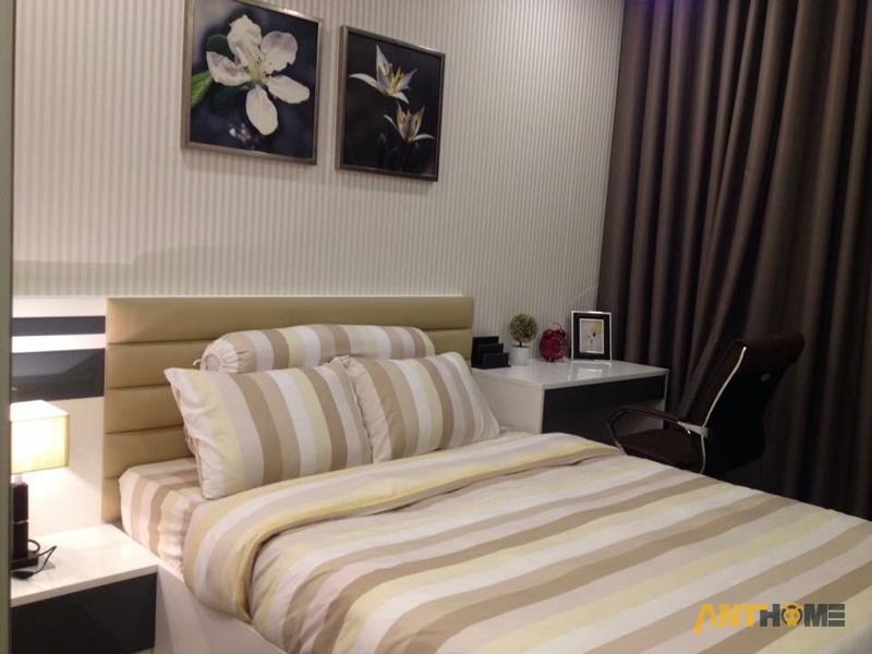 Thi công nội thất căn hộ 3 phòng ngủ The Botanica 10