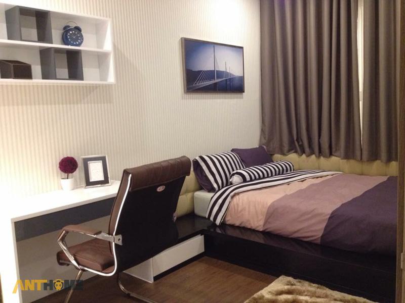 Thi công nội thất căn hộ 3 phòng ngủ The Botanica 12