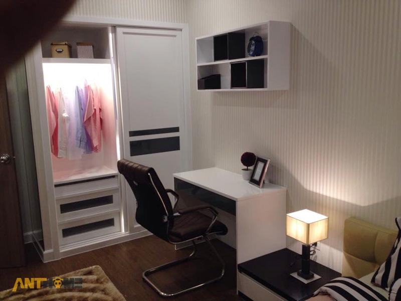 Thi công nội thất căn hộ 3 phòng ngủ The Botanica 13