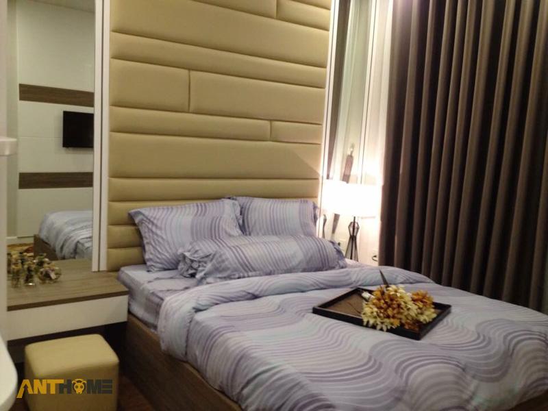 Thi công nội thất căn hộ 3 phòng ngủ The Botanica 6