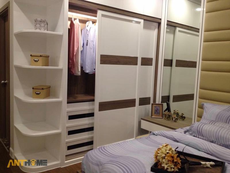Thi công nội thất căn hộ 3 phòng ngủ The Botanica 7