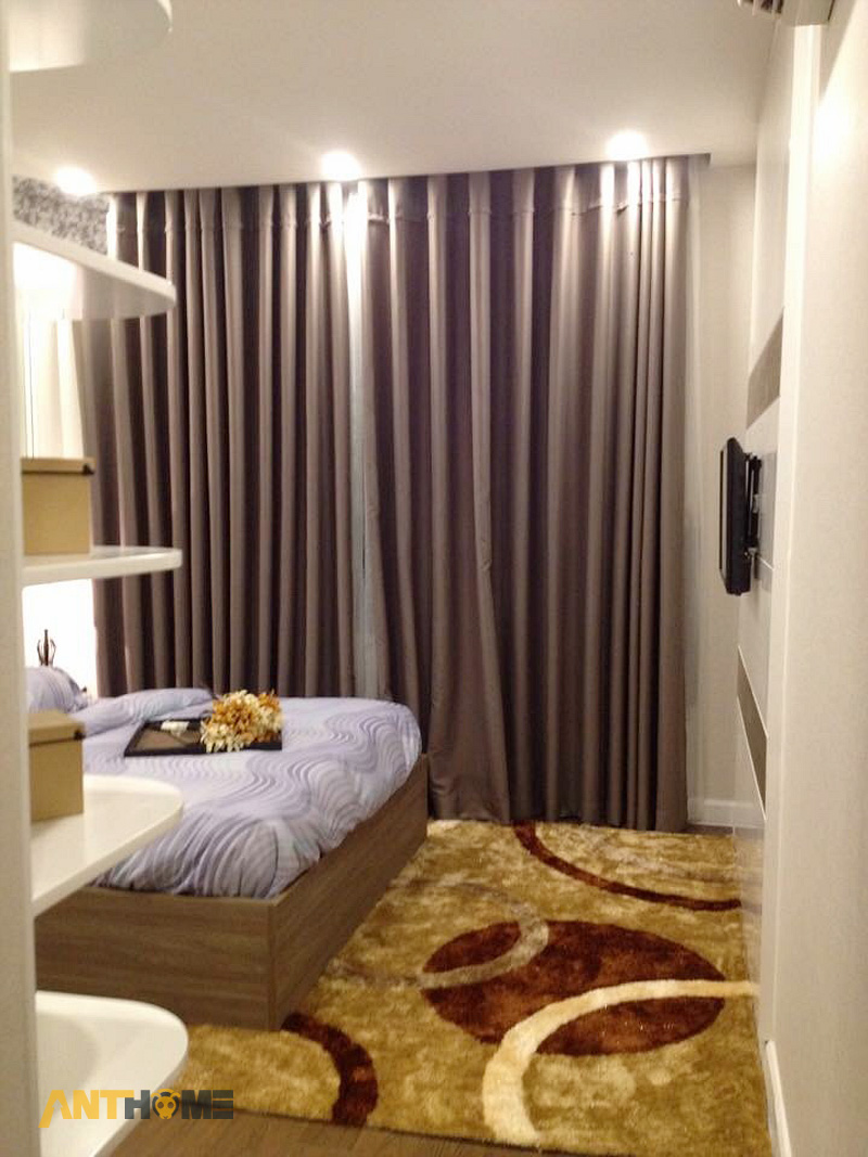 Thi công nội thất căn hộ 3 phòng ngủ The Botanica 8