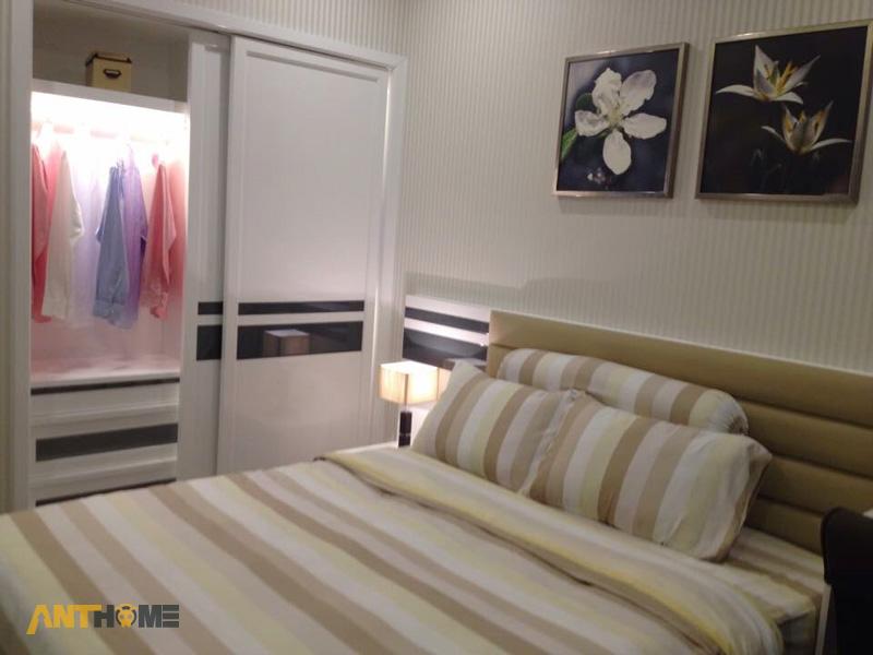 Thi công nội thất căn hộ 3 phòng ngủ The Botanica 9