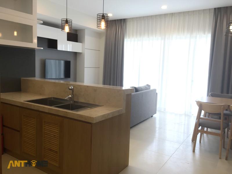 Thi công nội thất căn hộ Masteri Thảo Điền 47m2 5