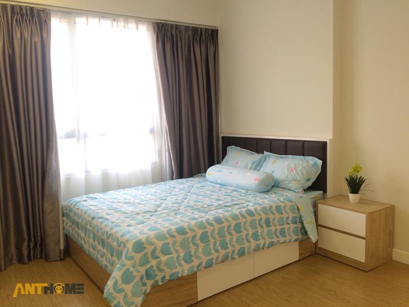 Thi công nội thất căn hộ chung cư Masteri Thảo Điền 2 phòng ngủ 12