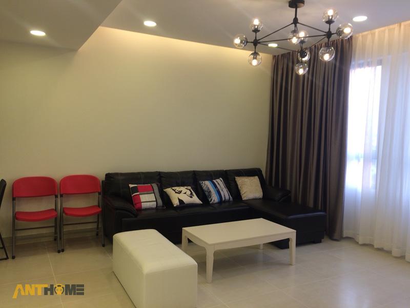 Thi công nội thất căn hộ chung cư Masteri Thảo Điền 2 phòng ngủ 2