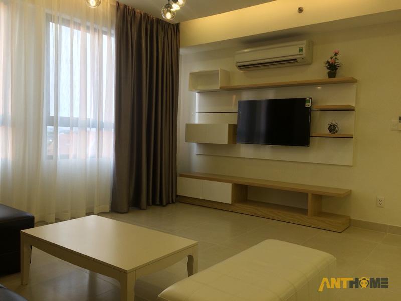Thi công nội thất căn hộ chung cư Masteri Thảo Điền 2 phòng ngủ 3