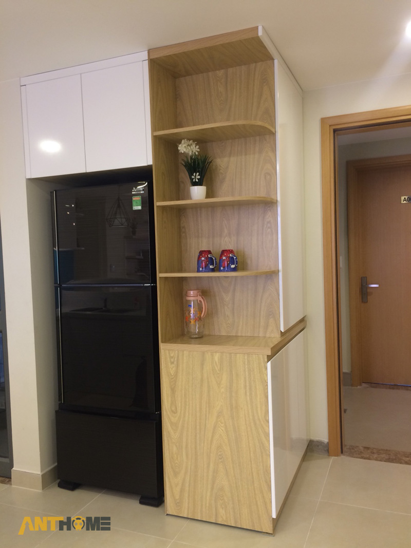 Thi công nội thất căn hộ chung cư Masteri Thảo Điền 2 phòng ngủ 8