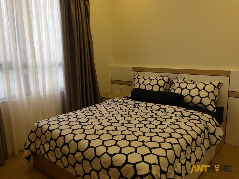 Thi công nội thất căn hộ chung cư Masteri Thảo Điền 2 phòng ngủ 9
