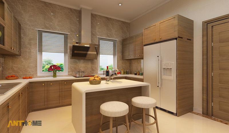 Thiết kế nội thất biệt thự Trần Thái đẹp, hiện đại 10