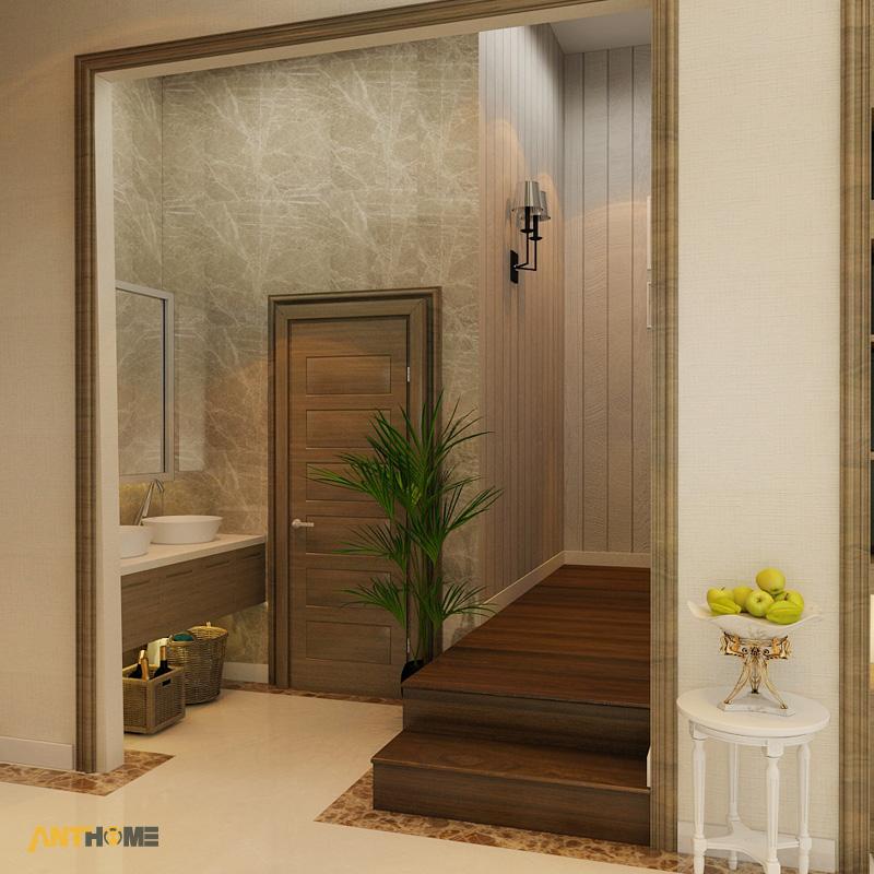 Thiết kế nội thất biệt thự Trần Thái đẹp, hiện đại 16