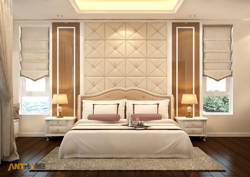 Thiết kế nội thất biệt thự Trần Thái đẹp, hiện đại 17