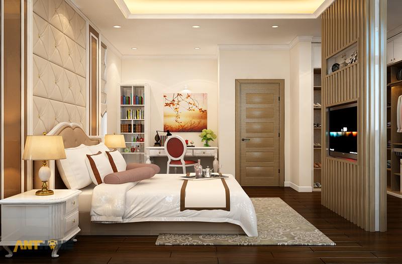 Thiết kế nội thất biệt thự Trần Thái đẹp, hiện đại 18