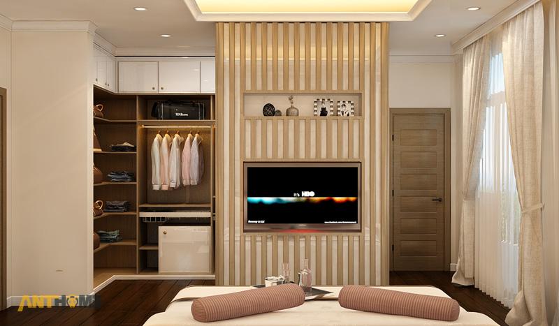 Thiết kế nội thất biệt thự Trần Thái đẹp, hiện đại 19