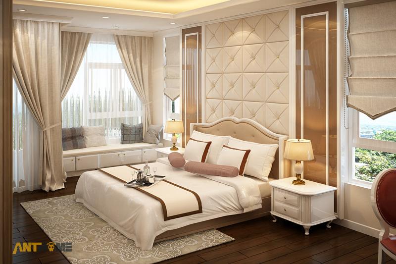 Thiết kế nội thất biệt thự Trần Thái đẹp, hiện đại 21