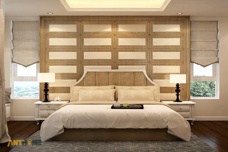 Thiết kế nội thất biệt thự Trần Thái đẹp, hiện đại 24