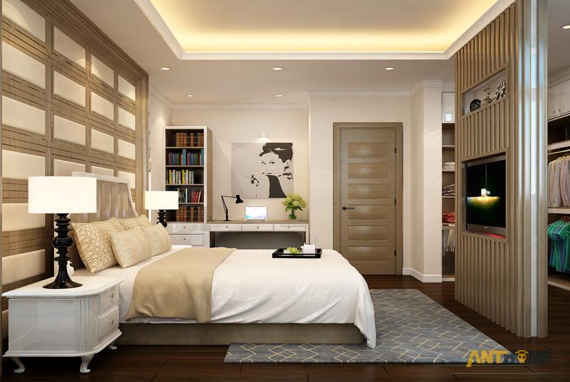 Thiết kế nội thất biệt thự Trần Thái đẹp, hiện đại 25