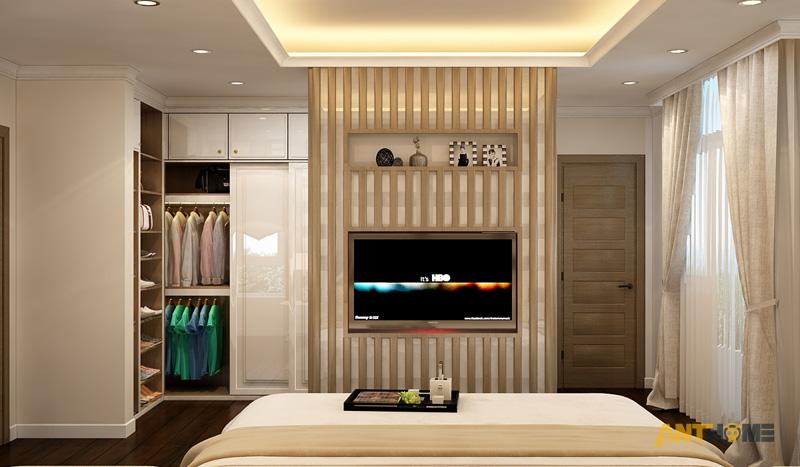 Thiết kế nội thất biệt thự Trần Thái đẹp, hiện đại 26