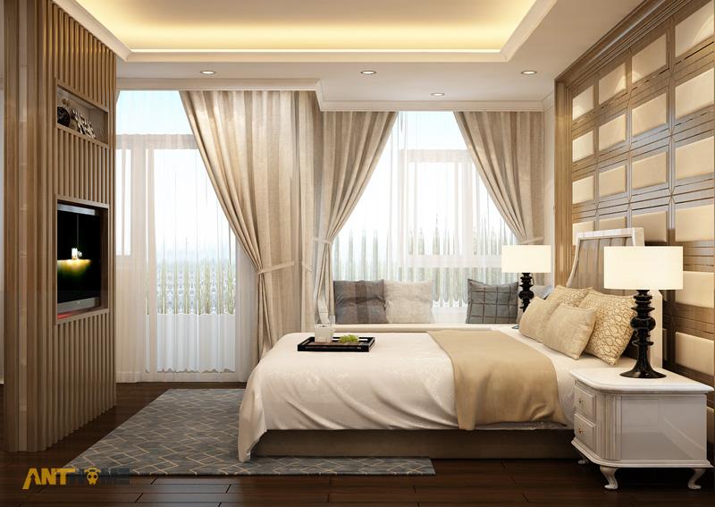 Thiết kế nội thất biệt thự Trần Thái đẹp, hiện đại 27