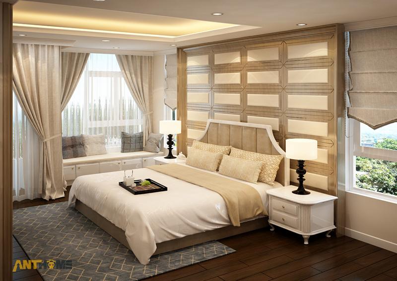 Thiết kế nội thất biệt thự Trần Thái đẹp, hiện đại 28
