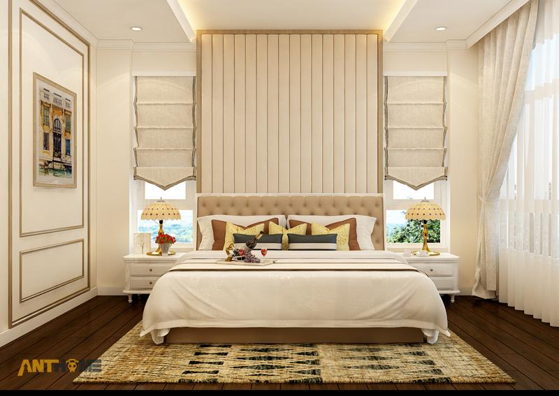 Thiết kế nội thất biệt thự Trần Thái đẹp, hiện đại 32