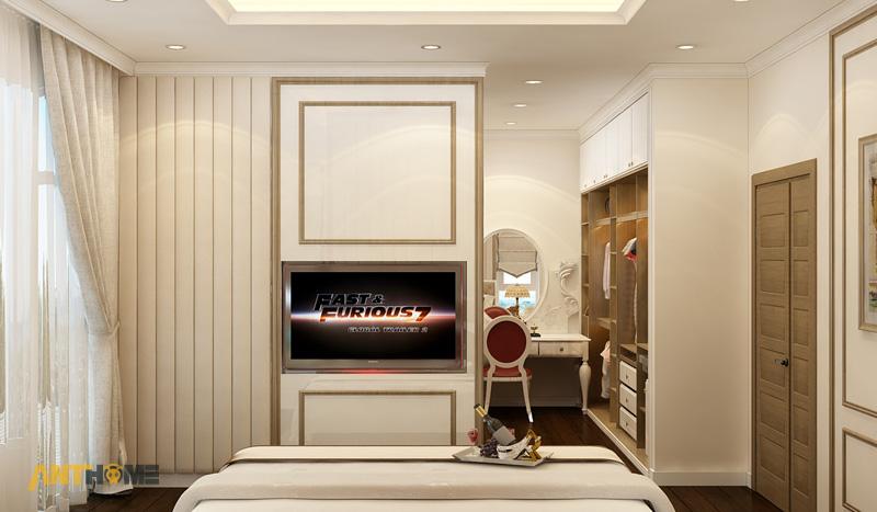 Thiết kế nội thất biệt thự Trần Thái đẹp, hiện đại 34