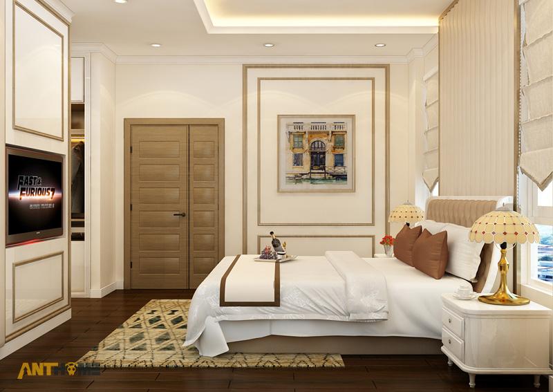 Thiết kế nội thất biệt thự Trần Thái đẹp, hiện đại 35