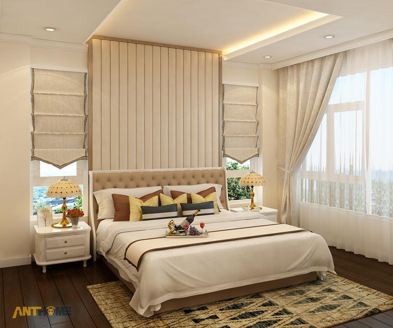 Thiết kế nội thất biệt thự Trần Thái đẹp, hiện đại 36
