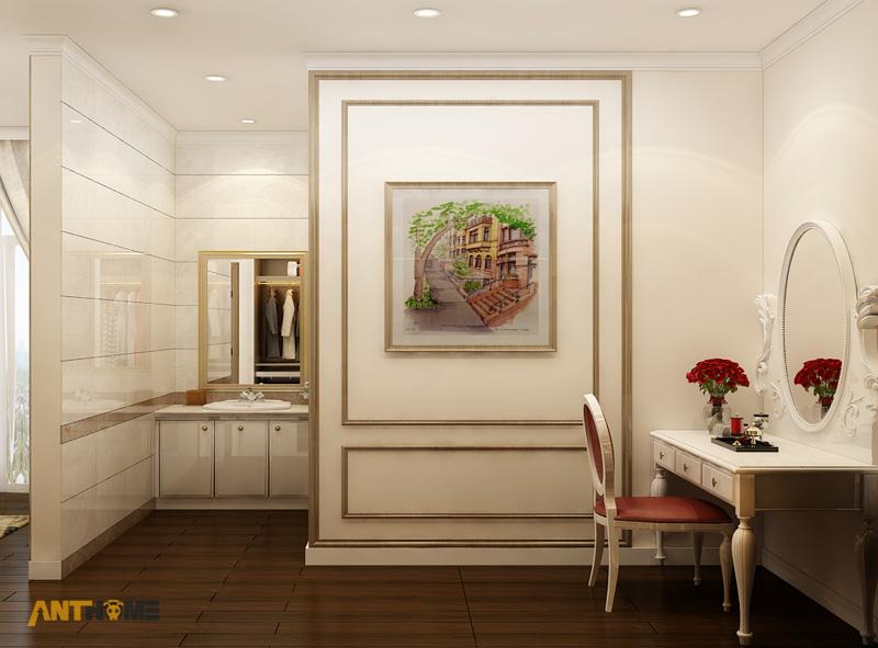 Thiết kế nội thất biệt thự Trần Thái đẹp, hiện đại 37