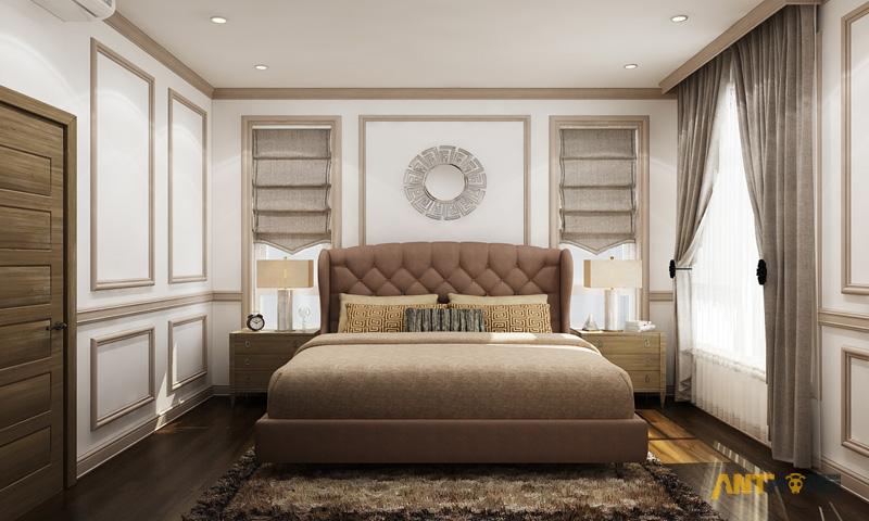 Thiết kế nội thất biệt thự Trần Thái đẹp, hiện đại 40