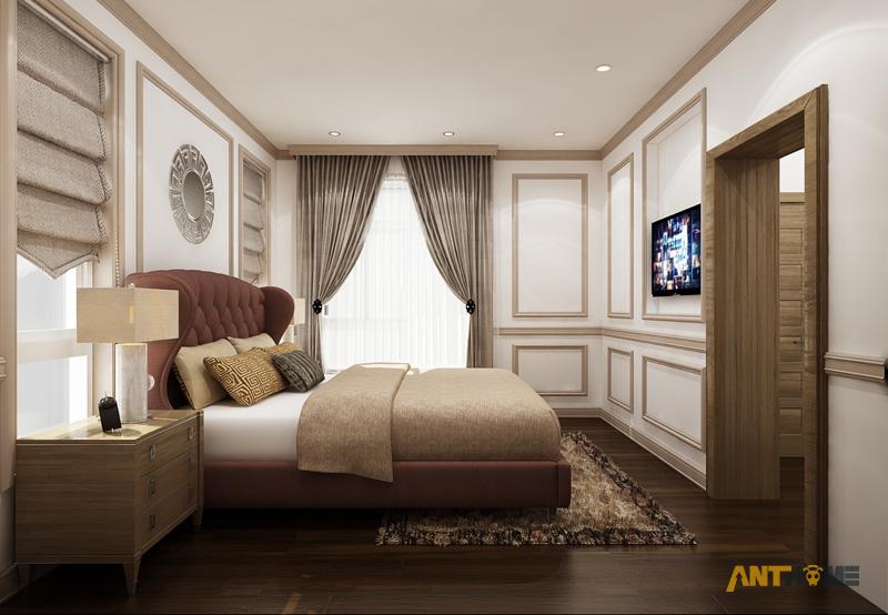 Thiết kế nội thất biệt thự Trần Thái đẹp, hiện đại 41
