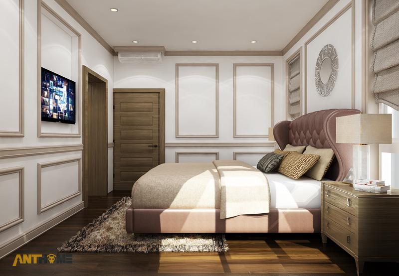 Thiết kế nội thất biệt thự Trần Thái đẹp, hiện đại 42