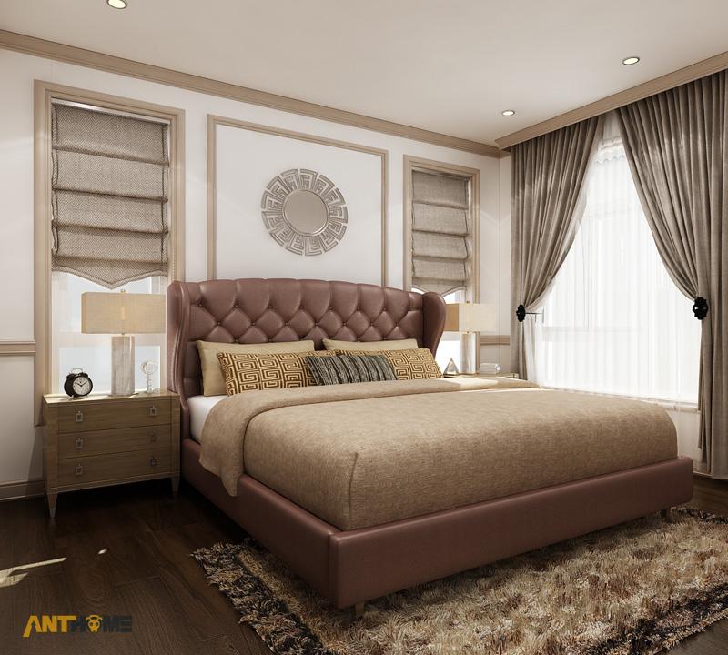 Thiết kế nội thất biệt thự Trần Thái đẹp, hiện đại 43