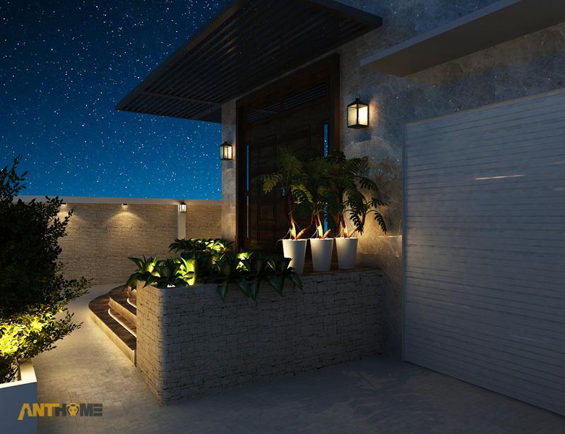 Thiết kế nội thất biệt thự Trần Thái đẹp, hiện đại 49