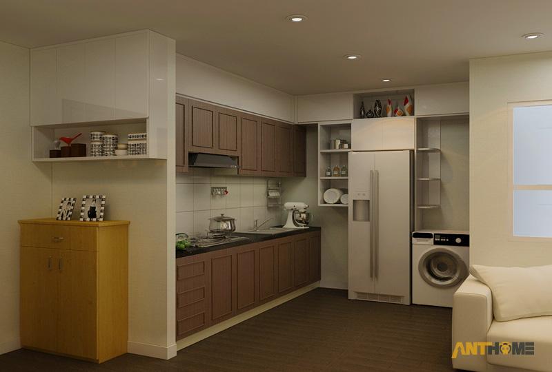 Thiết kế nội thất căn hộ An Phú Garden 1 phòng ngủ 5