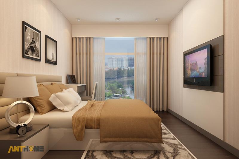 Thiết kế nội thất căn hộ Botanica 3 phòng ngủ 15