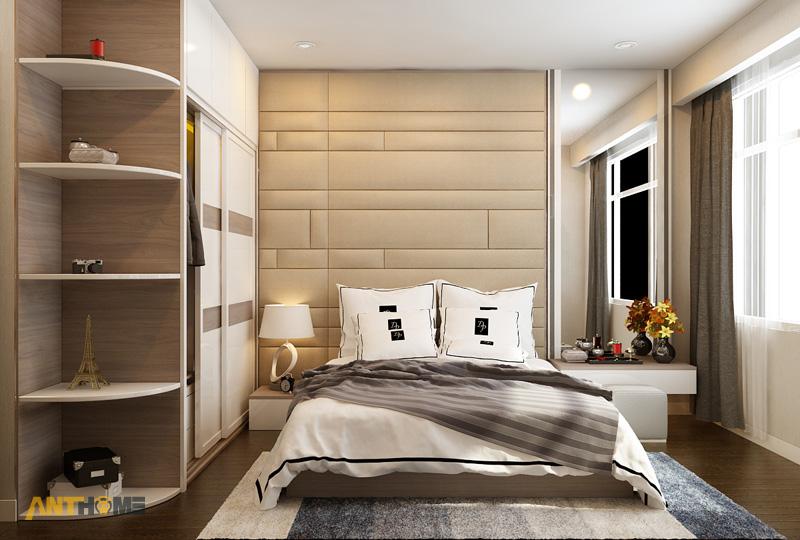 Thiết kế nội thất căn hộ Botanica 3 phòng ngủ 8