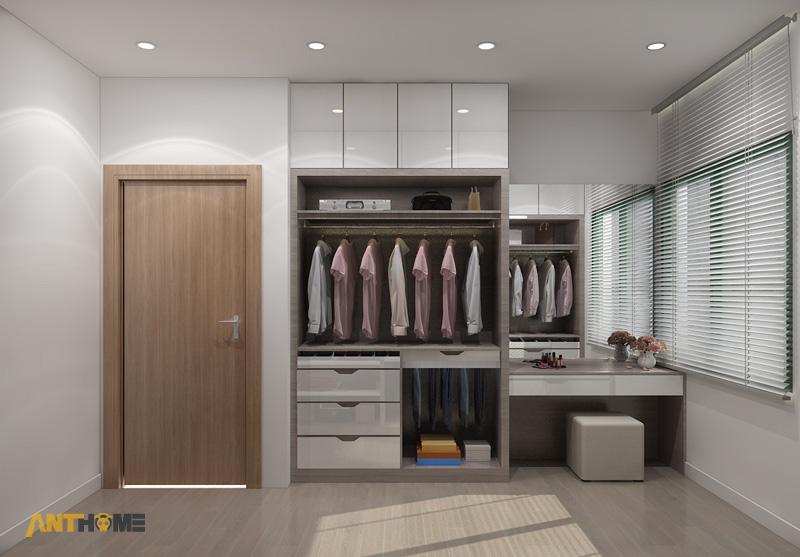Thiết kế nội thất căn hộ chung cư ICON56 47m2 10
