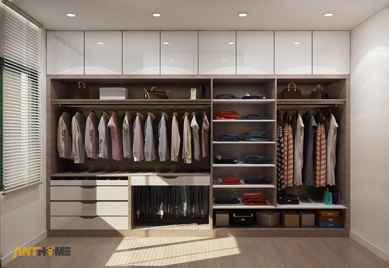 Thiết kế nội thất căn hộ chung cư ICON56 47m2 11