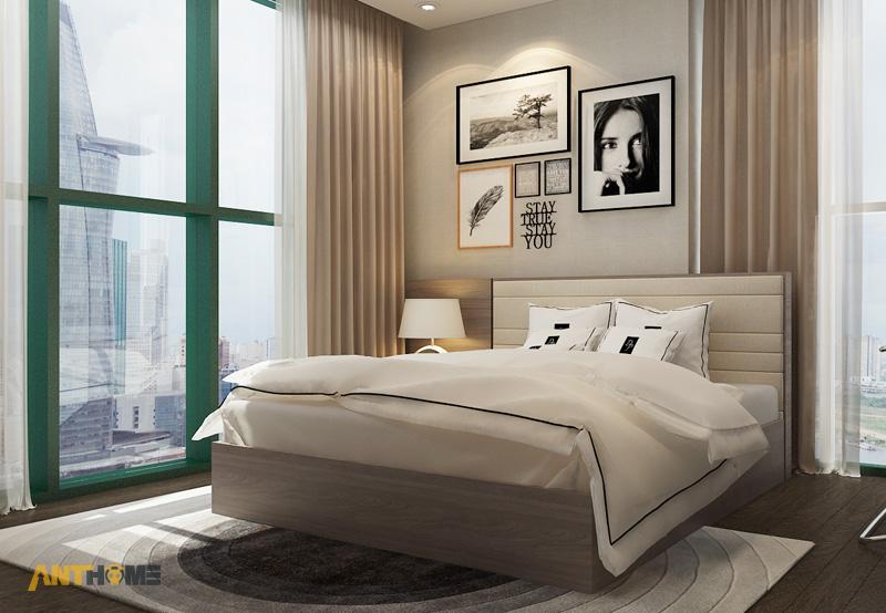 Thiết kế nội thất căn hộ chung cư ICON56 47m2 7