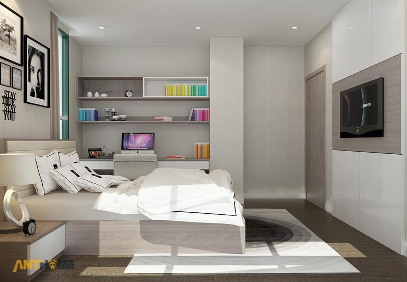 Thiết kế nội thất căn hộ chung cư ICON56 47m2 8