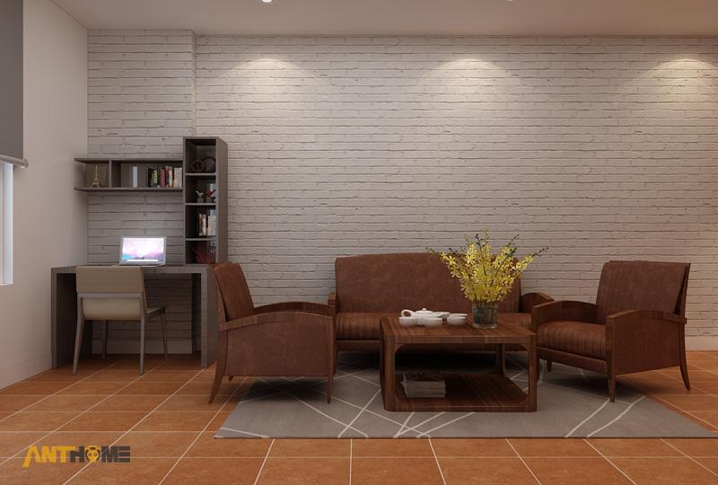 Thiết kế nội thất căn hộ ICON56 1 phòng ngủ 10