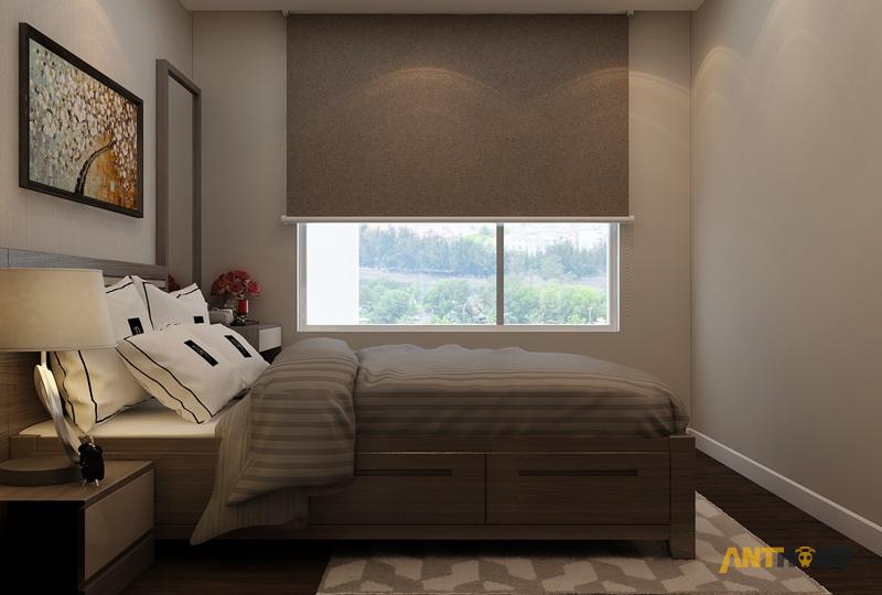 Thiết kế nội thất căn hộ ICON56 1 phòng ngủ 18