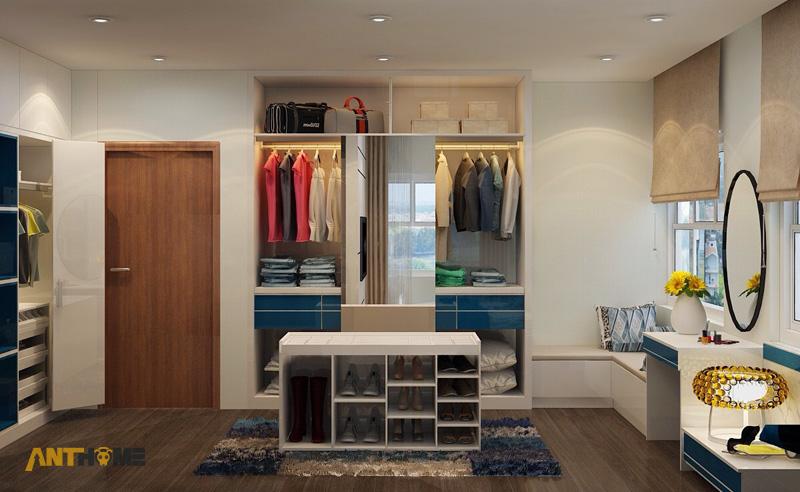 Thiết kế nội thất can hộ Lexington Residence 1 phòng ngủ 12