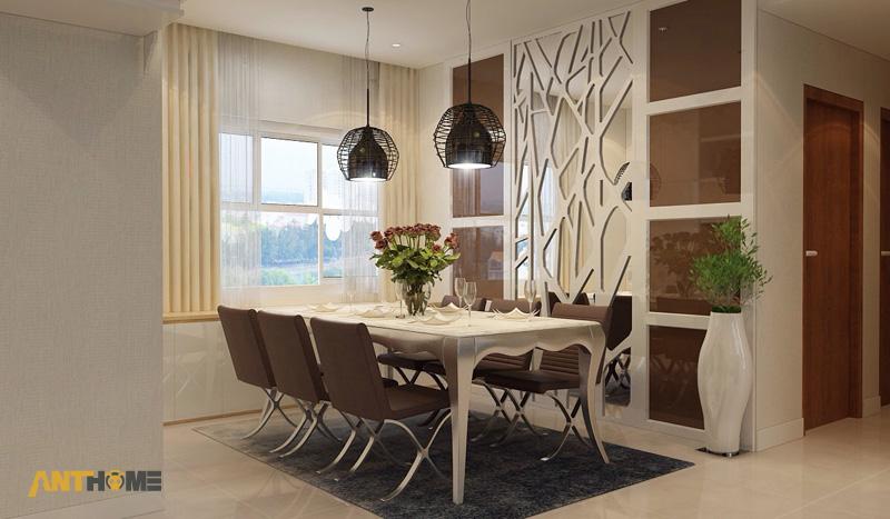Thiết kế nội thất can hộ Lexington Residence 1 phòng ngủ 4