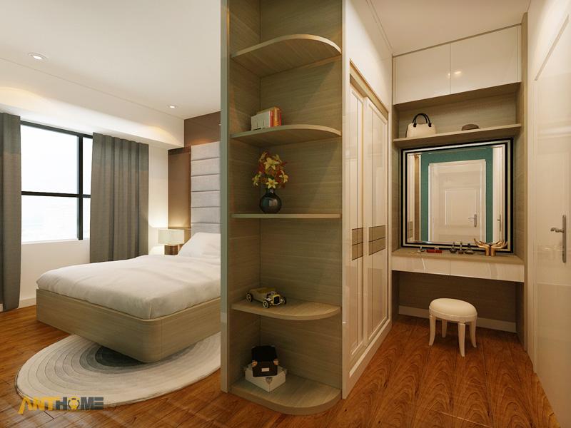 Thiết kế nội thất căn hộ Masteri Thảo Điền 2 phòng ngủ 10