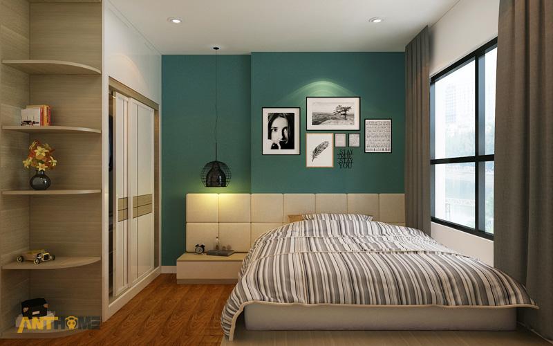 Thiết kế nội thất căn hộ Masteri Thảo Điền 2 phòng ngủ 12
