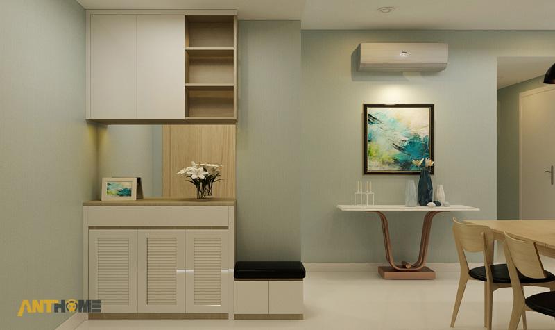 Thiết kế nội thất căn hộ Masteri Thảo Điền 65m2 1